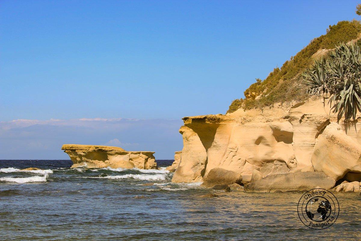 Ghar Qawqla in Marsalforn Gozo