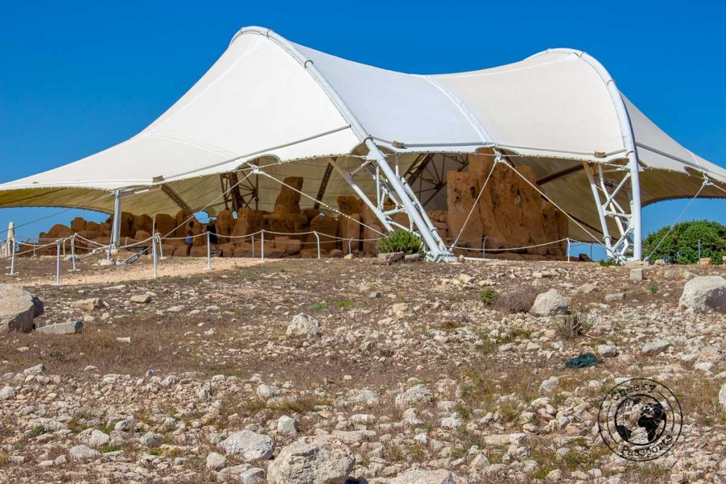 Hagar Qim Neolithic temple is amongst the top things to do in Malta