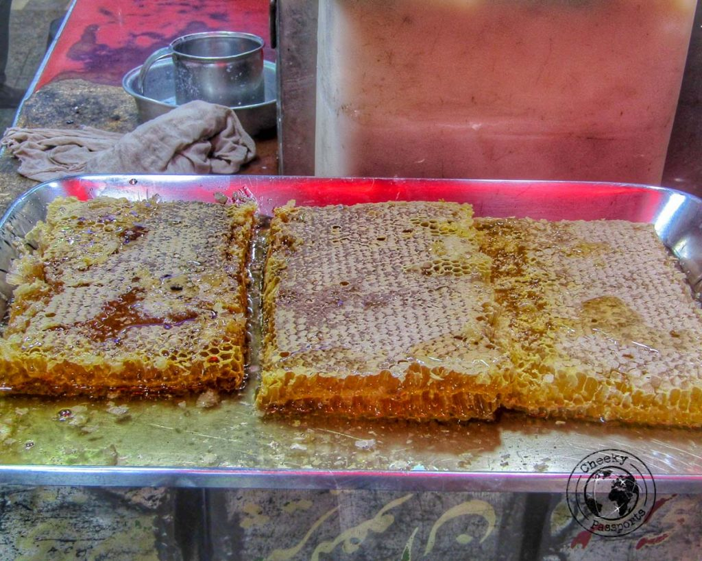 Honey in Iran