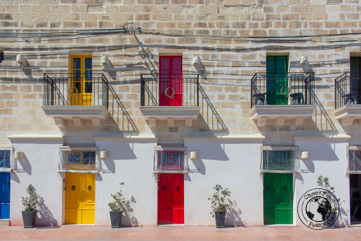 Marsaxlokk fishing village and traditional house colours - best things to do in Malta