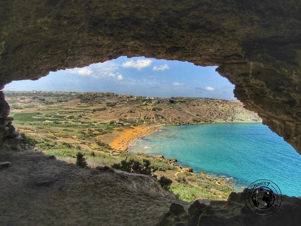 Mixta Cave view