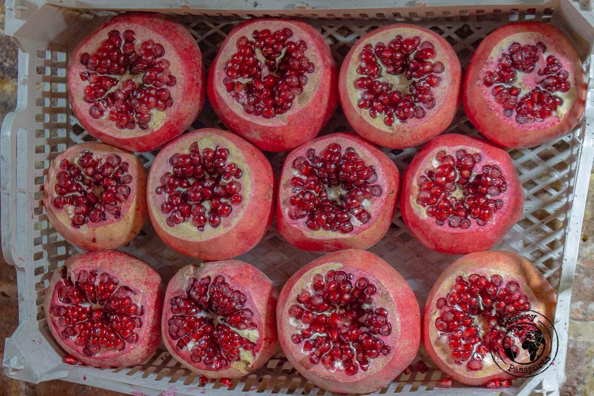 Pomegranates of Iran
