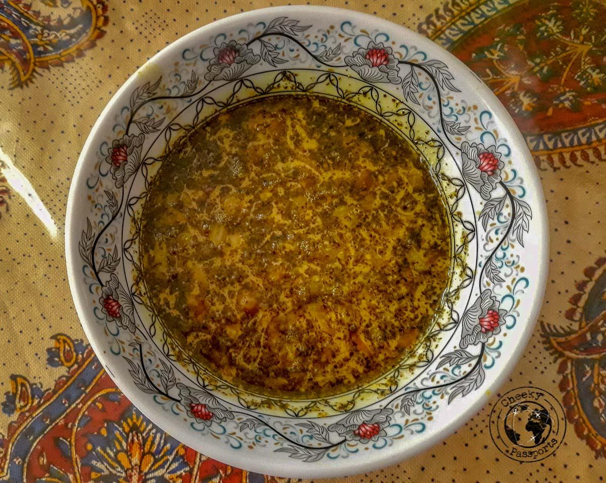 Soup for vegetarians