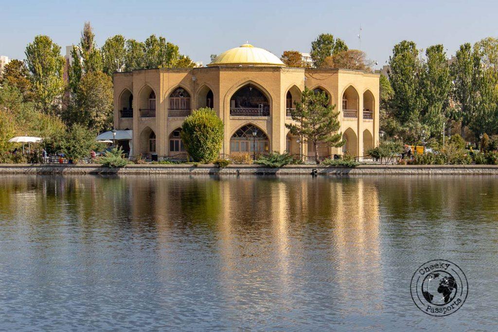 El-Goli Park Tabriz