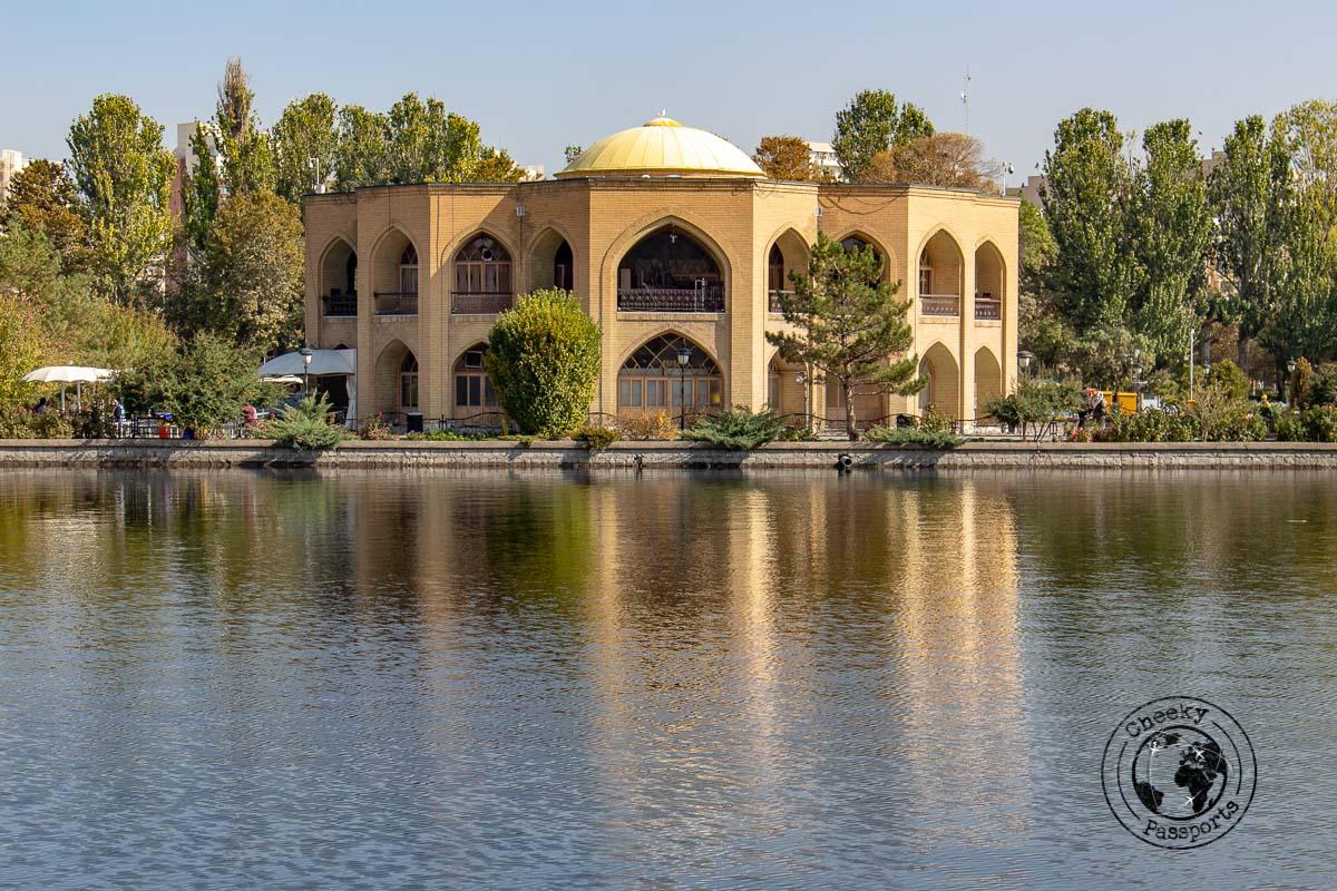 Tabriz Park - Independent travel in Iran