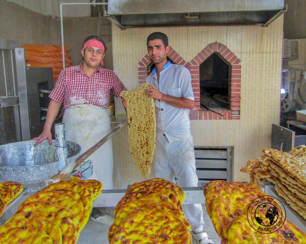 Bread of Iran