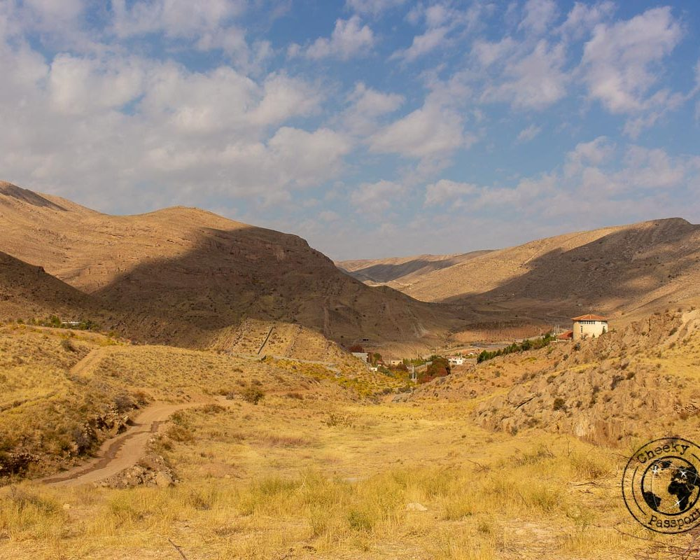 Ghalat Village in Iran – a nature break from city life in Shiraz