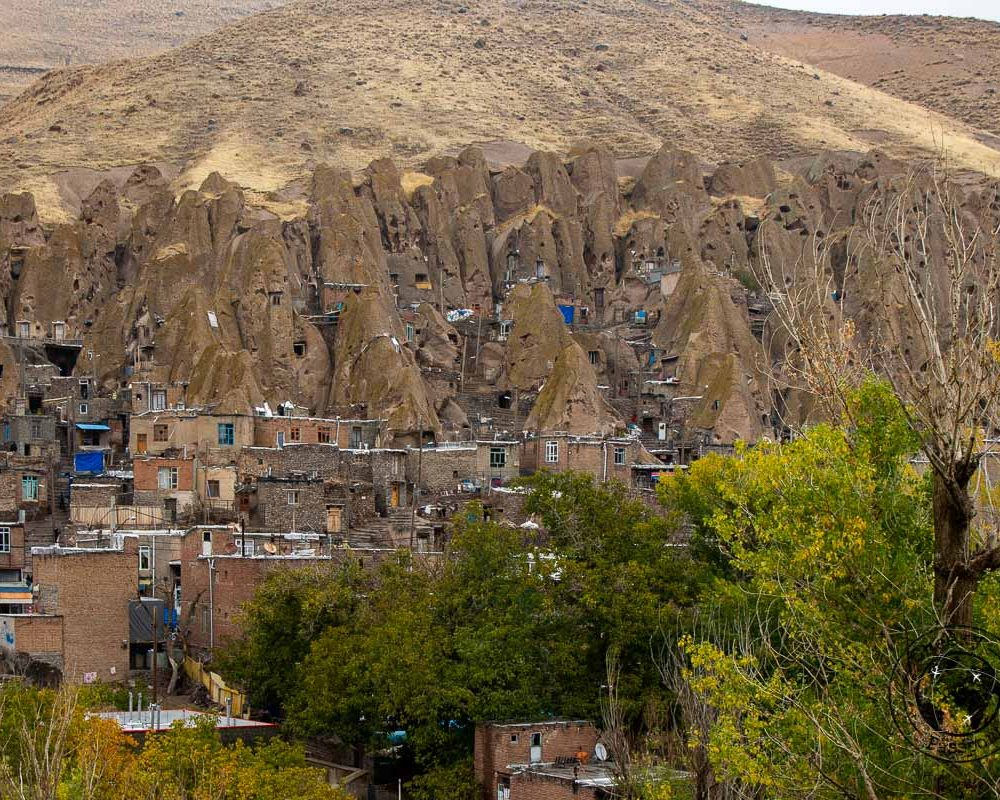 How to visit Kandovan in Iran and other things to do in Tabriz