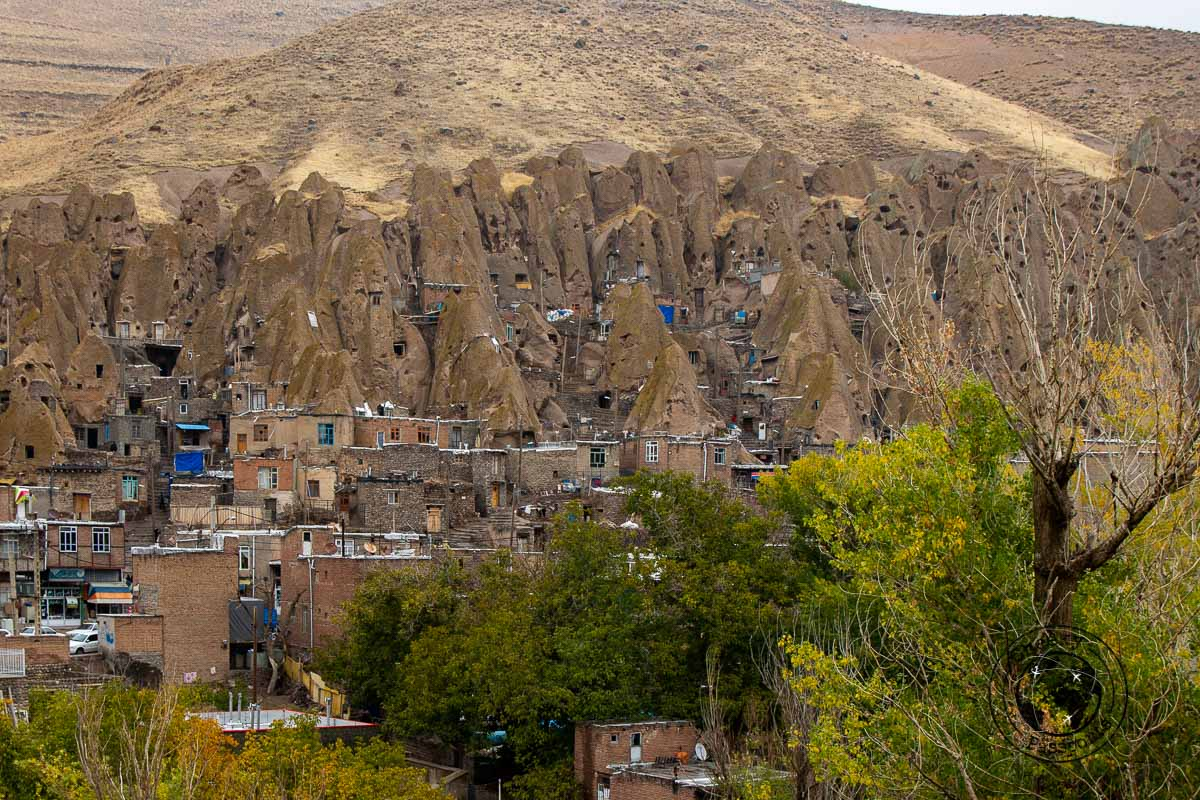 The quant village of Kandhovan in Iran - Independent travel in Iran
