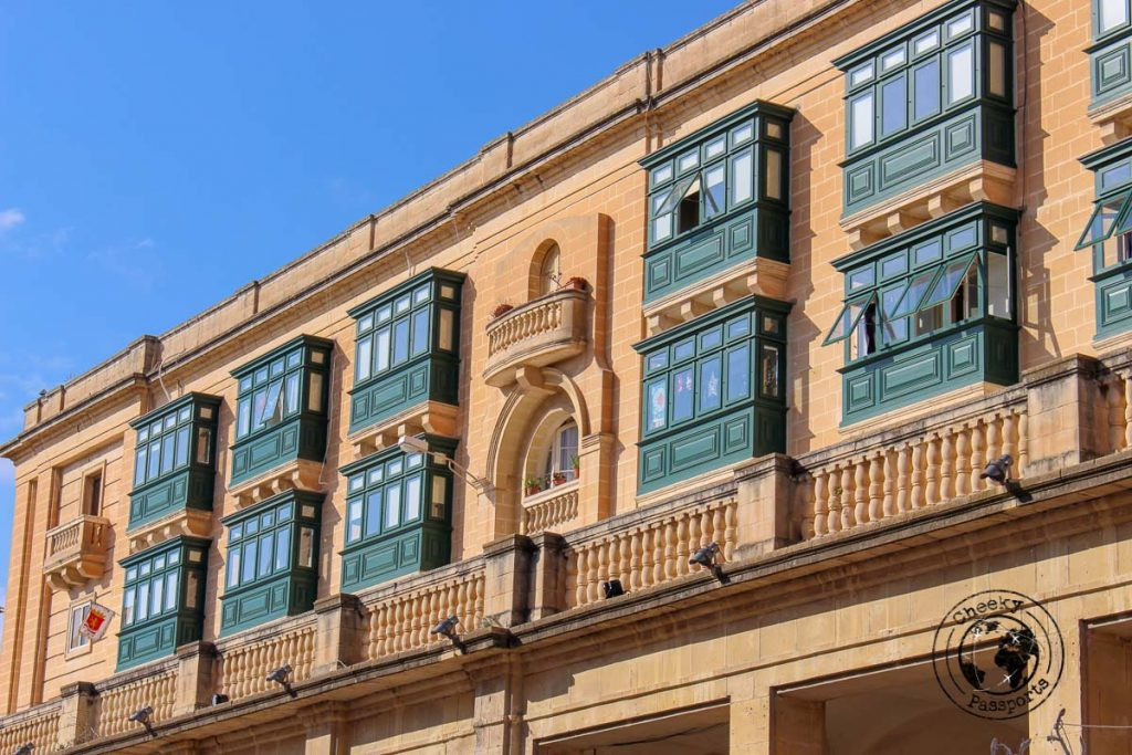 Valletta is Malta's Capital city and one of the best things to do in Malta