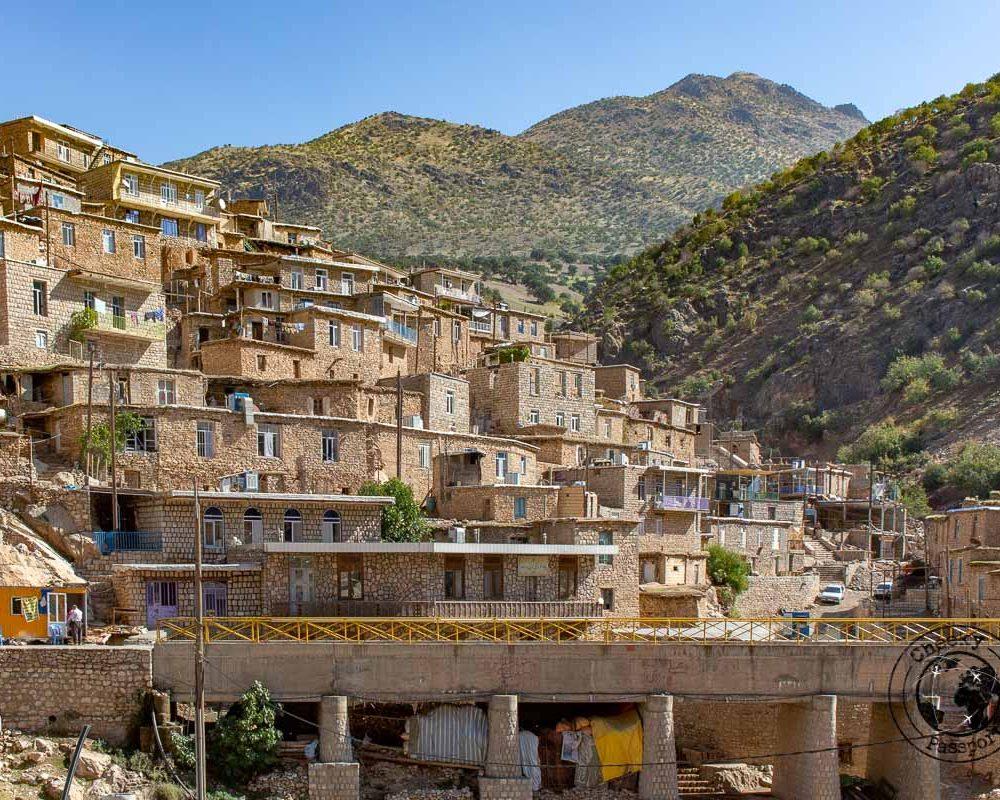 Exploring Palangan Village in Iranian Kurdistan and things to do in Kermanshah