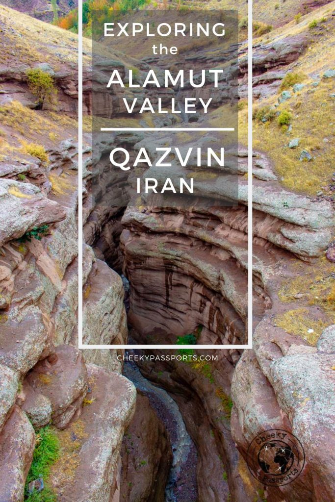 Alamut Valley & its #mysterious #Castle of the Assassins, also called #Alamut Castle is a great #destination for #hiking and #trekking in #Iran. #traveldestination #travelstoke #bestdestination #valleyview #nature #iranissafe #irantourism #irantourist #iranphotography