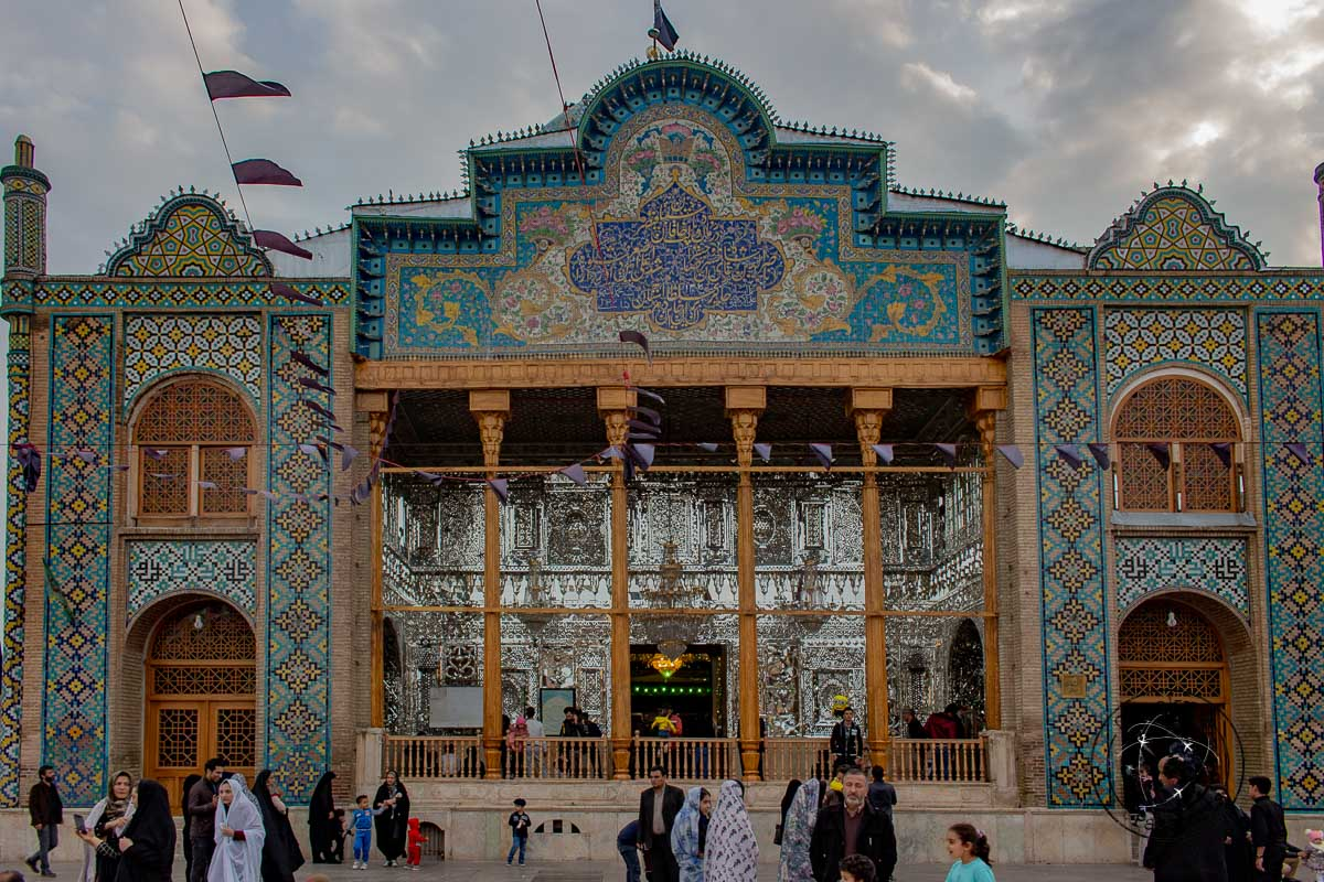 Imamzadeh Hossein Shrine - Top things to do in Qazvin