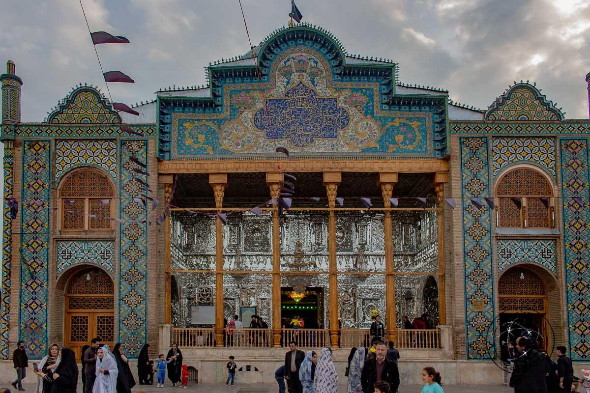 Imamzadeh Hossein Shrine - Top things to do in Qazvin