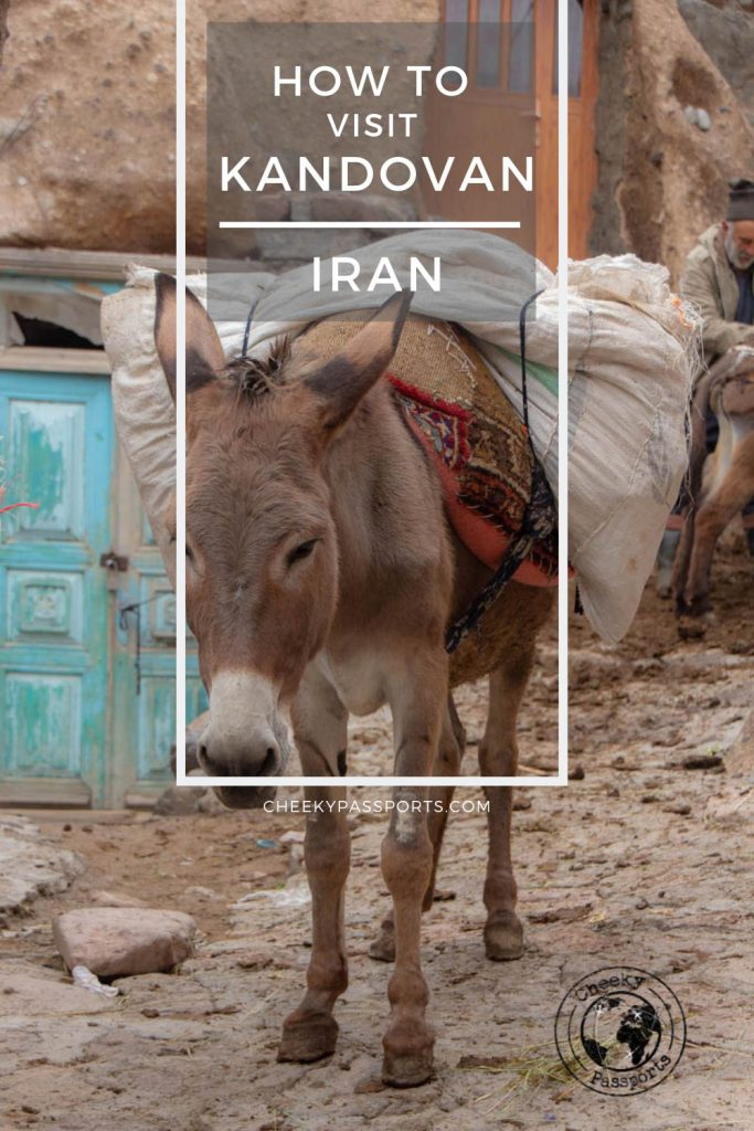 Discover how to visit #Kandovan, #Iran, a similar village to the insta-popular #Cappadocia, and learn about other things to do in #Tabriz. #irantravel #iranissafe #toptouristattractions #tourism #travel #travelstoke #offthebeat