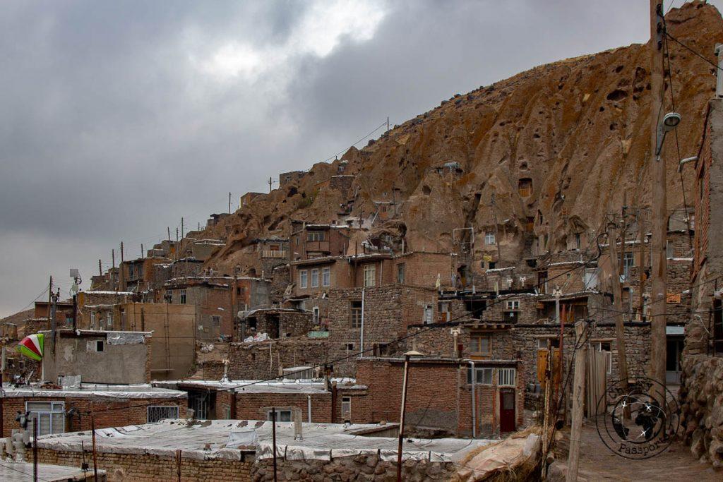 The Landscape of kandovan iran