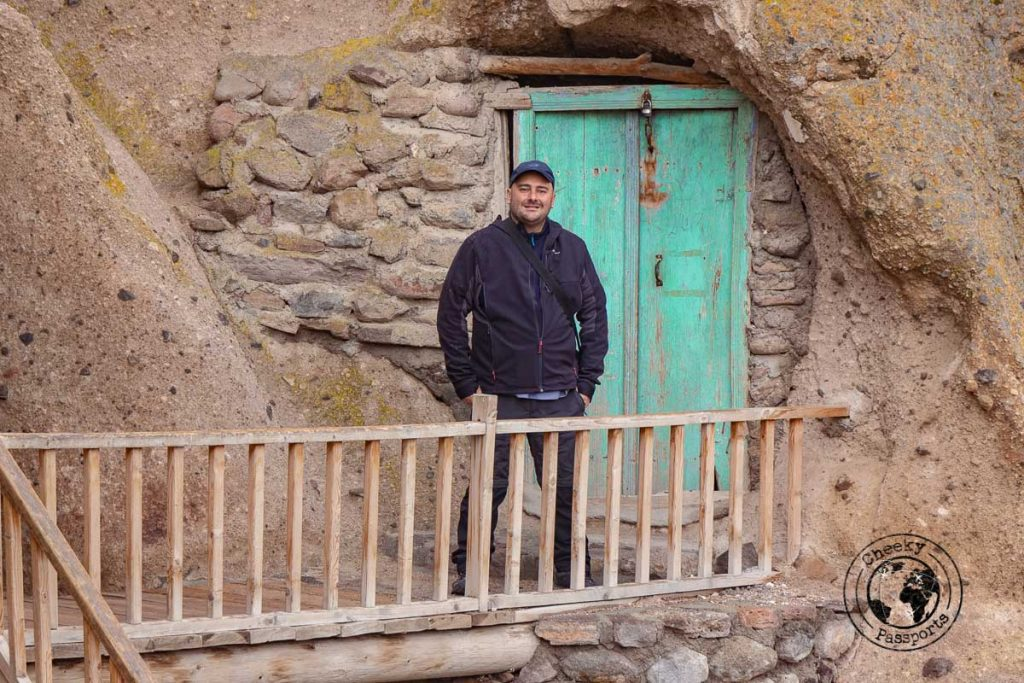 Where to stay in kandovan iran