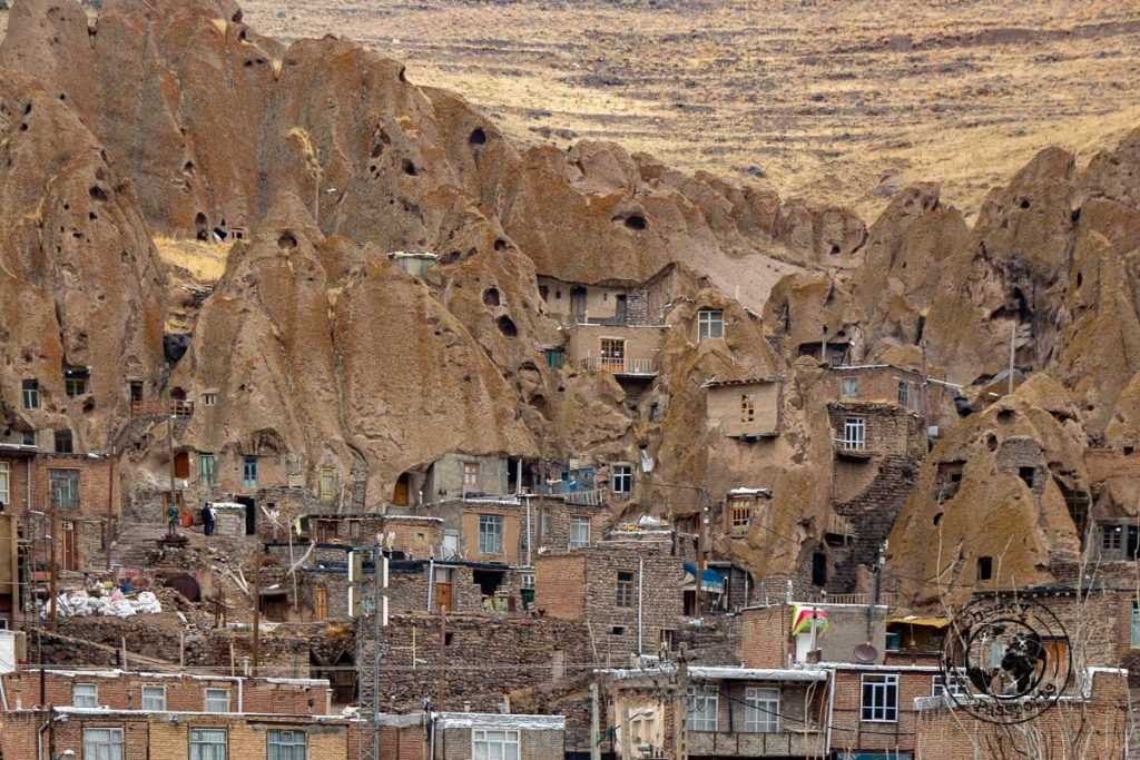kandovan Iran and how to get there