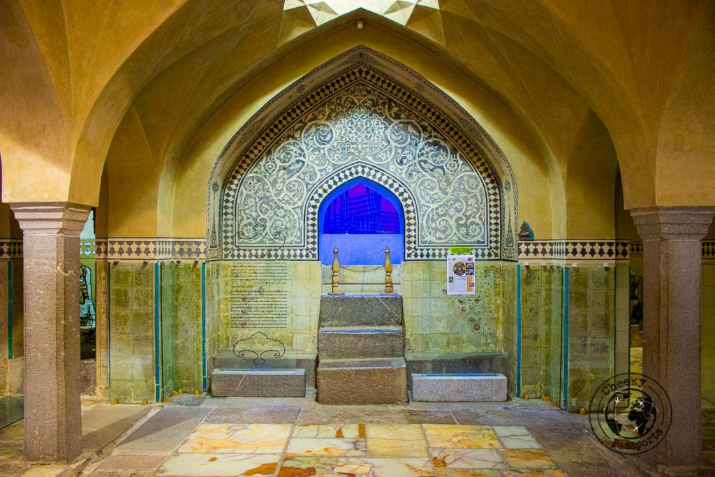 Ali Gholi Bathhouse