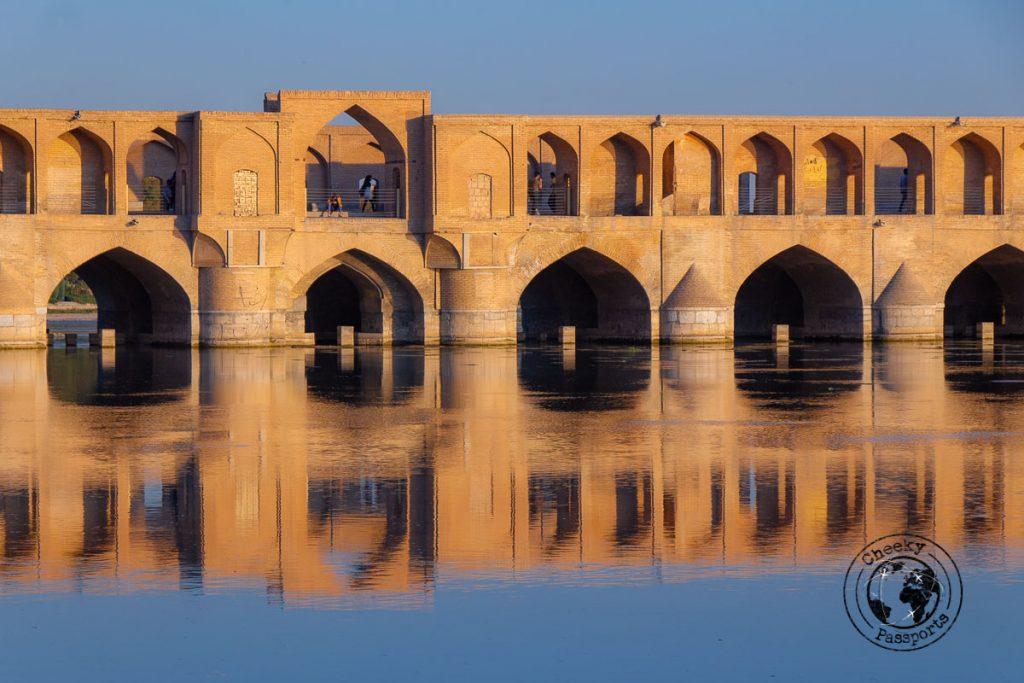 Bridges of Zajandeh River
