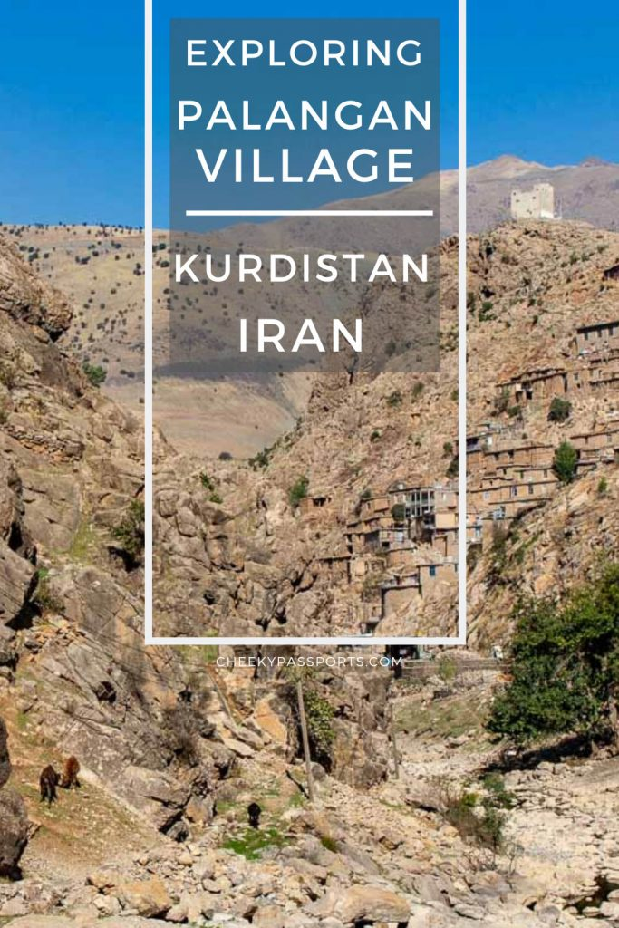 Palangan village in #Iranian Kurdistan, is an #ancient, stepped village on a #mountain slope. Here's how to #plan a visit there from #Kermanshah. #irantravel #iranissafe #toptouristattractions #tourism #travel #travelstoke #offthebeat