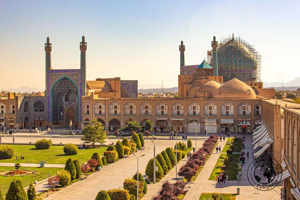 Imam Mosque (Masjed-e Shah)