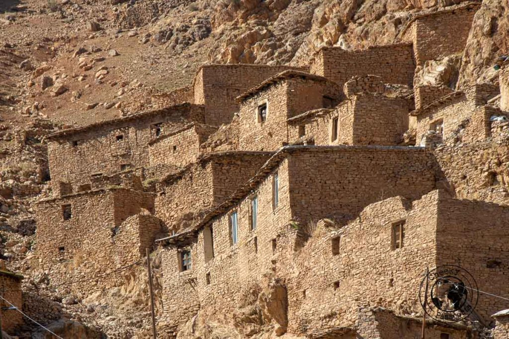 Palangan dwellings