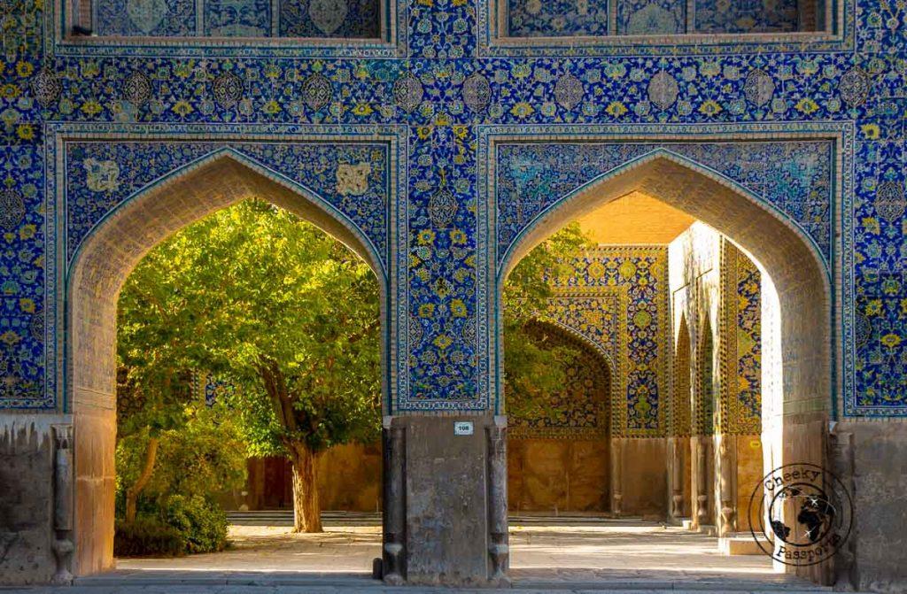 beautiful Iranian architecture