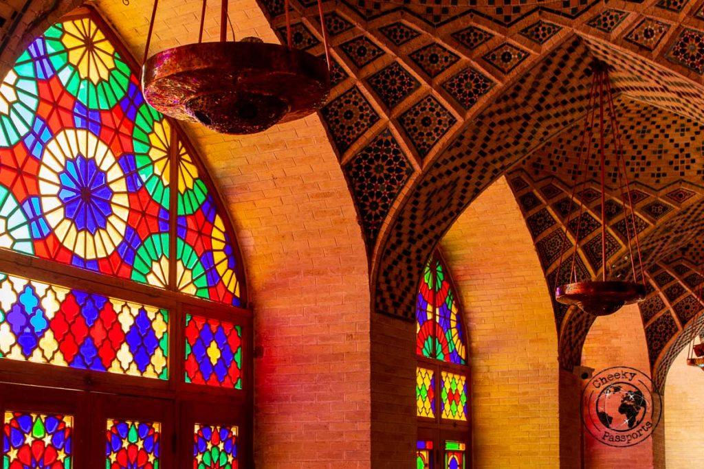 Colorful Shiraz
