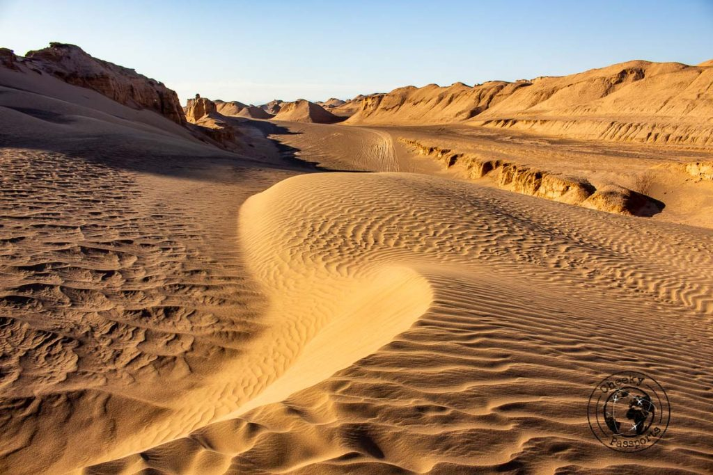 Dunes of tyhe Kaluts