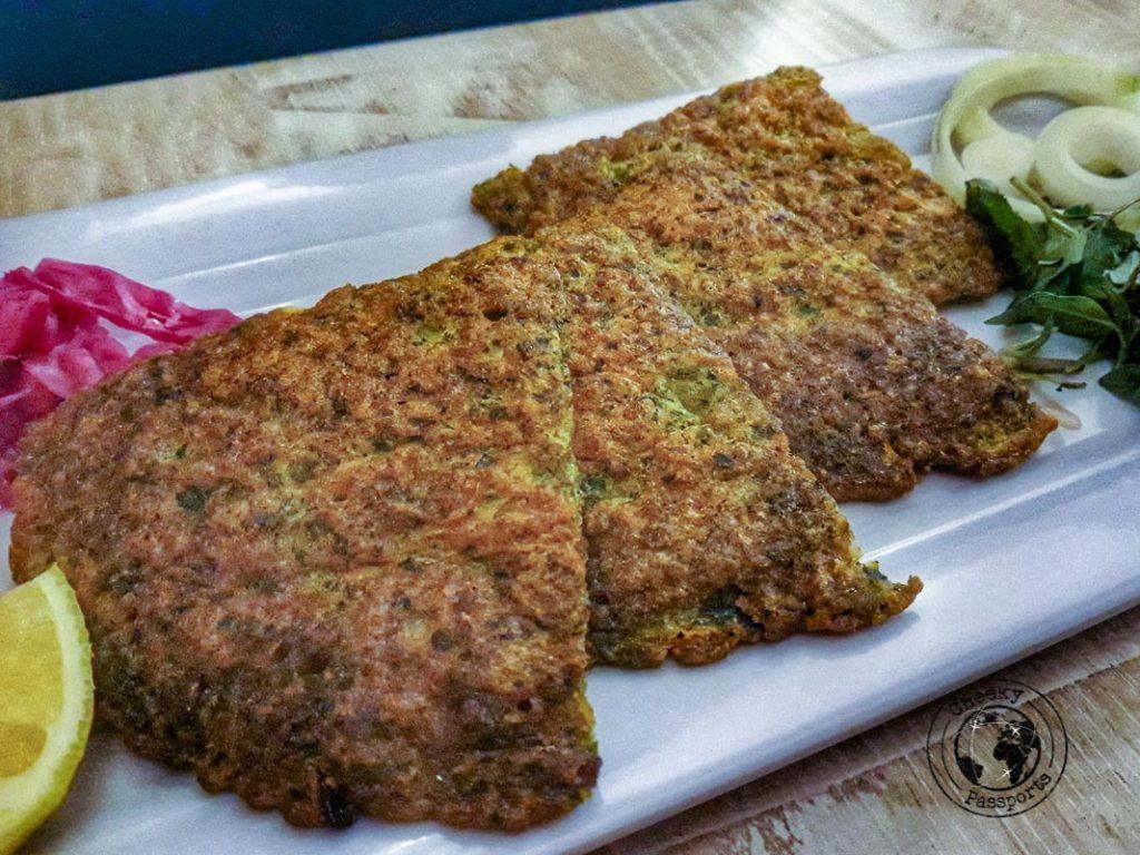 Food in shiraz