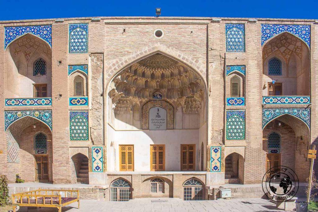 Ganjali Khan Complex in Kerman