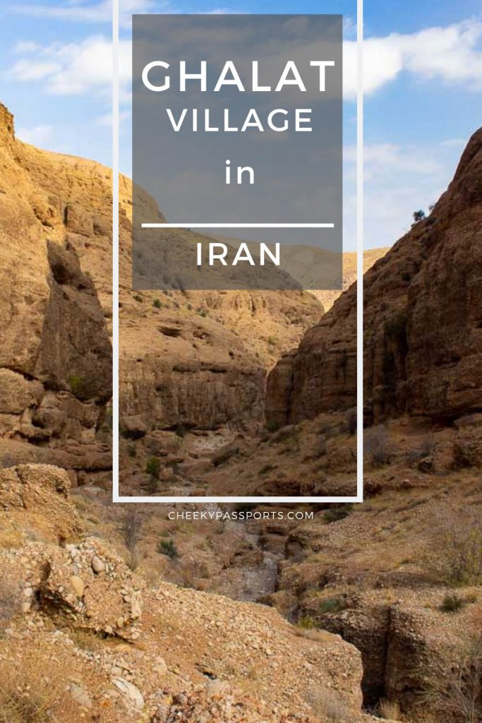 If you have 1 or 2 days to spare whilst you're in Shiraz, Ghalat might prove to be your perfect little getaway village! #cityescape #shiraz #iranissafe #traveliniran #perfectdestination #trekking #mountains #canyon