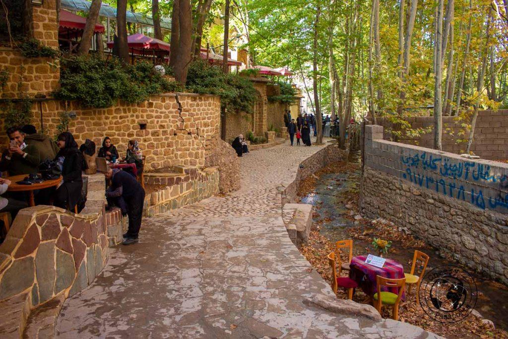 Ghalat coffee shops and restaurants
