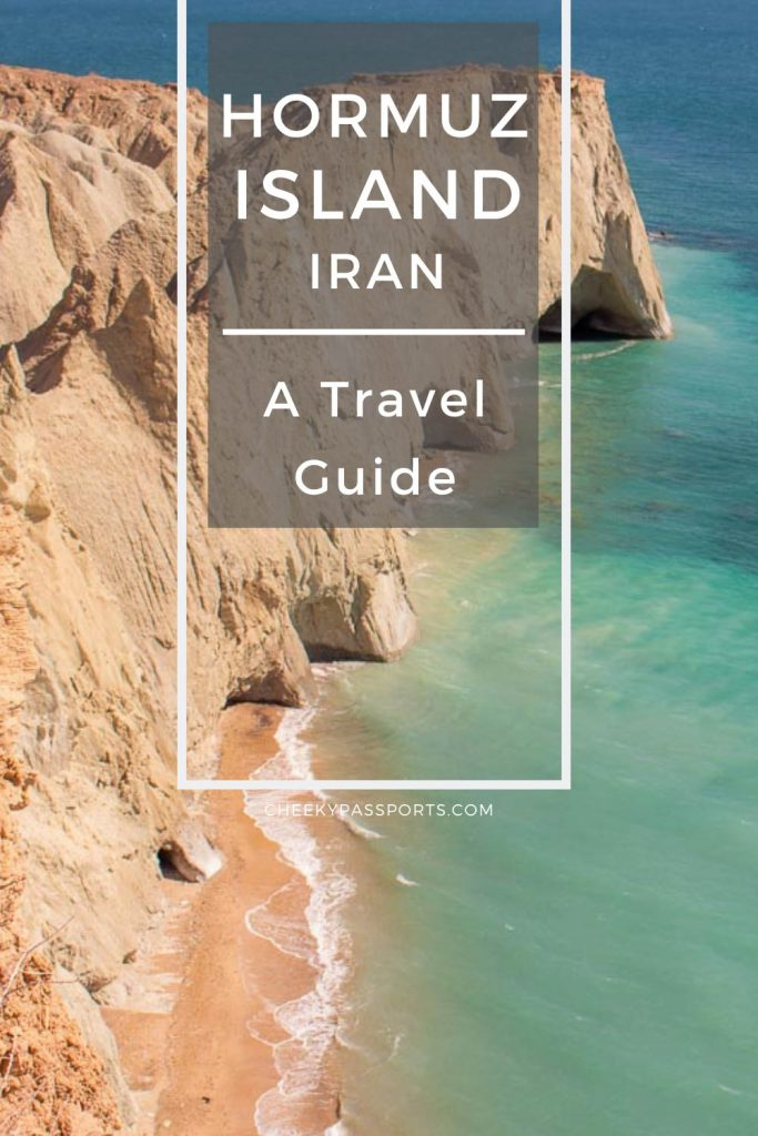 Hormuz island travel guide to explore the most unique destination in all of Iran, with its wonderful colours and geological formations! #iran #irantravel #iranissafe #toptouristattractions #tourism #travel #travelstoke #offthebeat #iran #attractions #worldheritage #hormuz #island