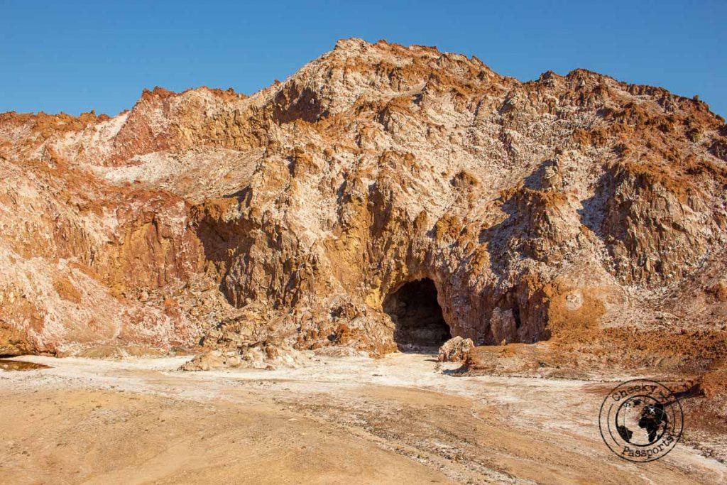 Namakdan Salt Caves of Qeshm