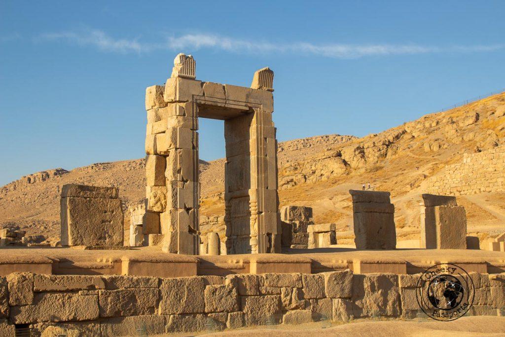 Persepolis Structures