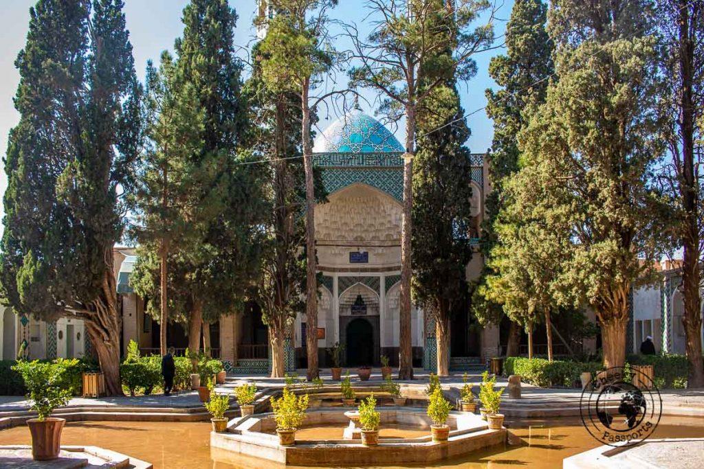 Shah Nematollah Vali Shrine, Mahan