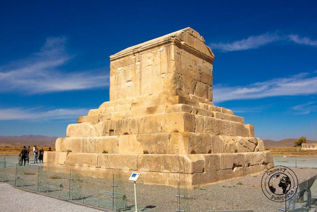 Tomb of Cyrus the great, Pasargardae, Shiraz