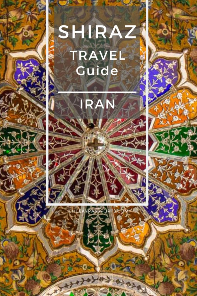 This #Shiraz #travel #guide will highlight the best Shiraz attractions to visit if you're in the city for 2-3 days. #irantravel #iranissafe #toptouristattractions #tourism #travel #travelstoke #offthebeat #iran #attractions #worldheritage