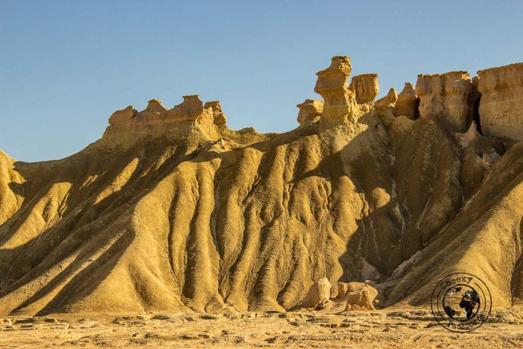 Valley of Statues (Darreh-ye Tandis-ha) in qeshm Island Iran