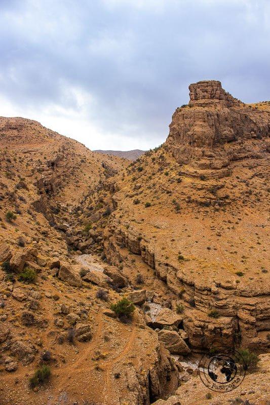 Valley trek in Ghalat.