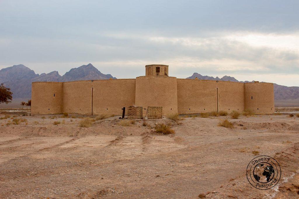 Caravansarai Zein o din - things to do in Yazd