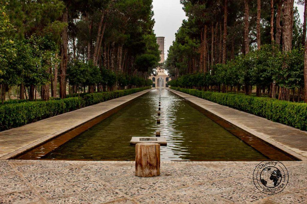 Dowlat Abad Gardens