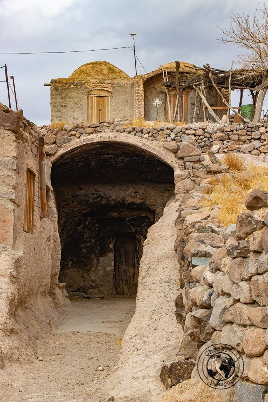 Dwellings in Meymand - Things to do in Yazd