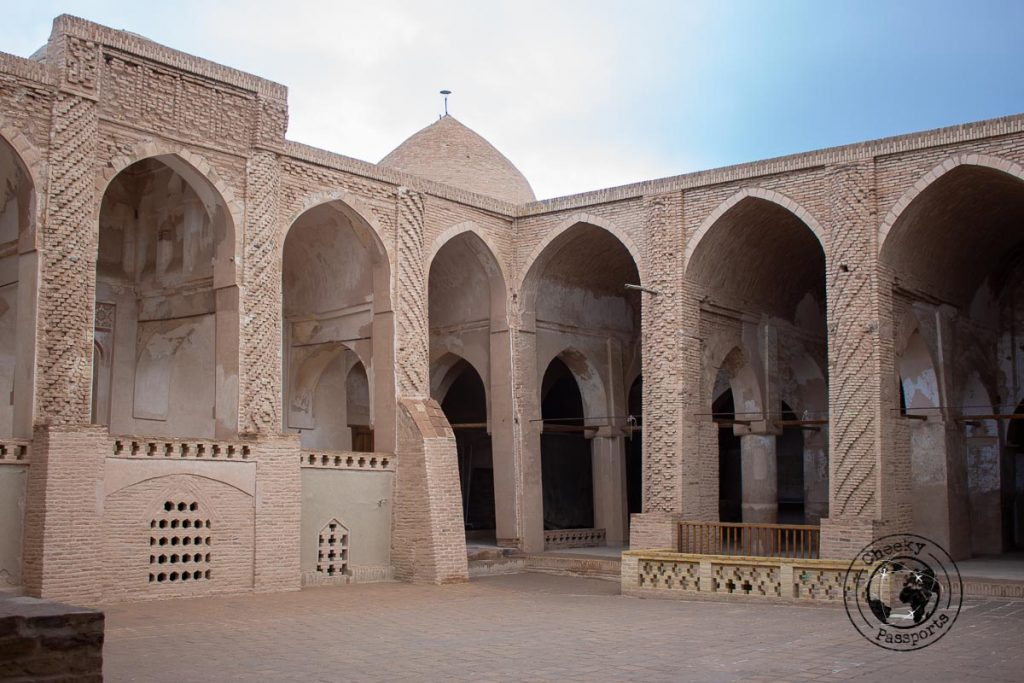 Nain mosque dome - things to do in Yazd.jpg