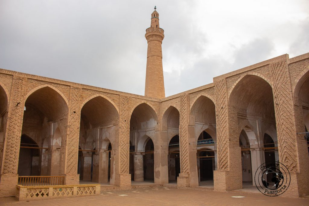 Nain mosque - things to do in Yazd