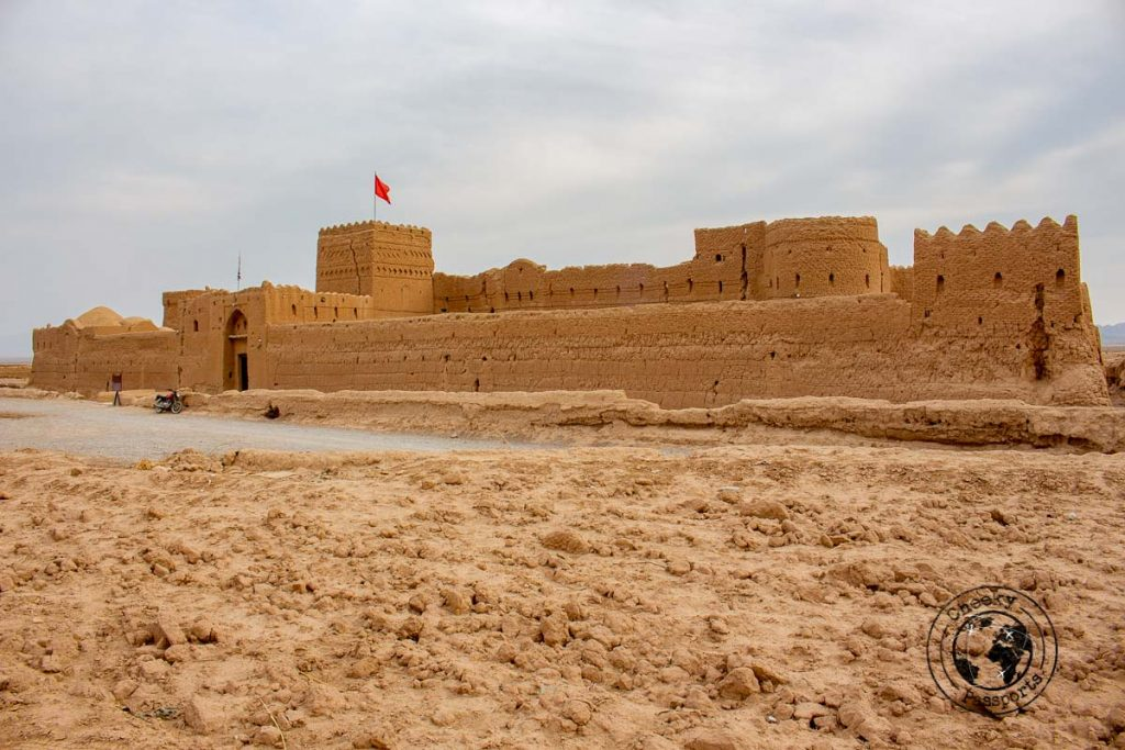 Saryazd fortress in Yazd is one of the most popular tourist places to visit in Iran