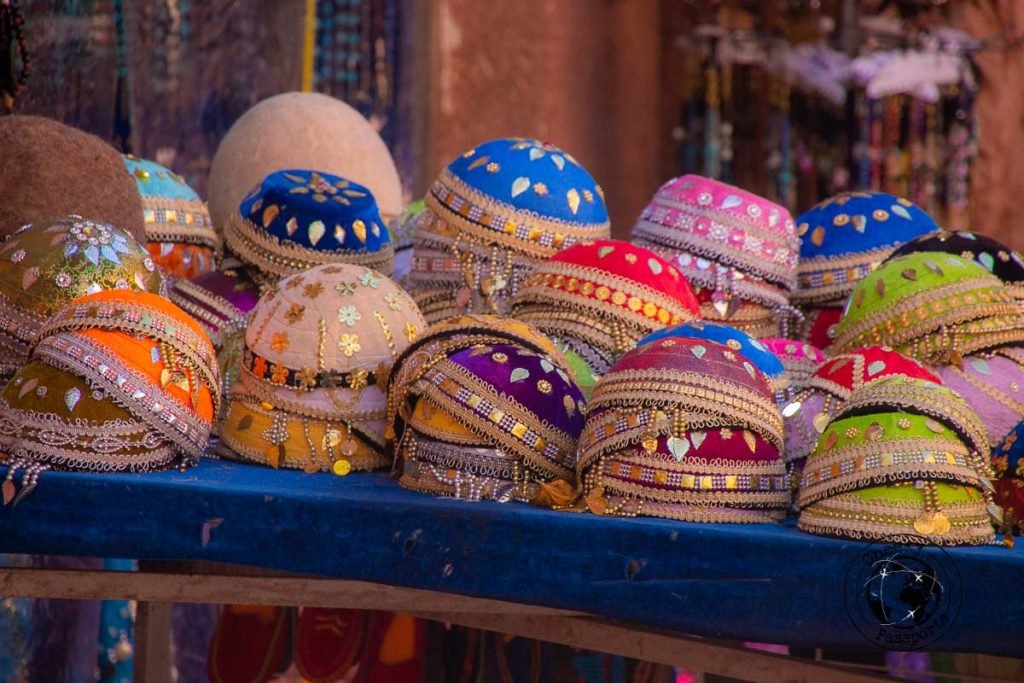 Souveniers in Abyaneh