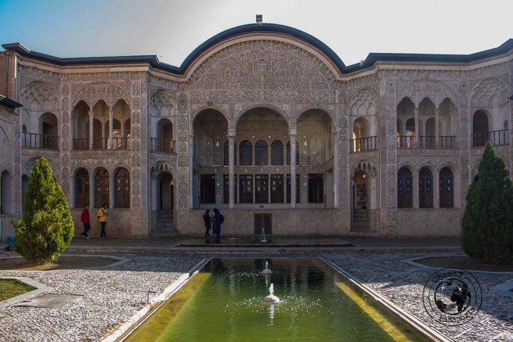 Tabatabaie Residencein Kashan Iran